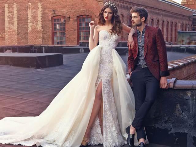 ba49824bf9c2b4d Самые красивые свадебные платья — модели 2019 года: фото Как выбрать  свадебное платье необычное, роскошное, шикарное, дизайнерское,  эксклюзивное, белое, ...