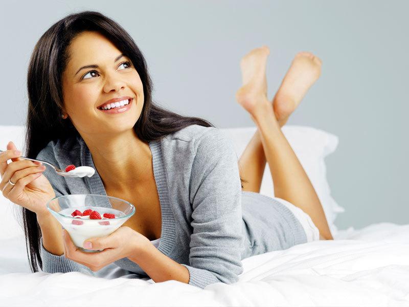 Йогуртовая диета вам
