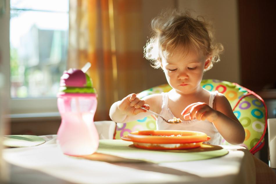 Чем кормить ребенка 2-х лет на ужин?
