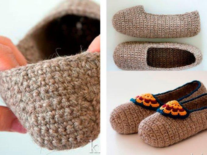 gotovaya-pyatka Как связать крючком носки — способы: схемы, описание