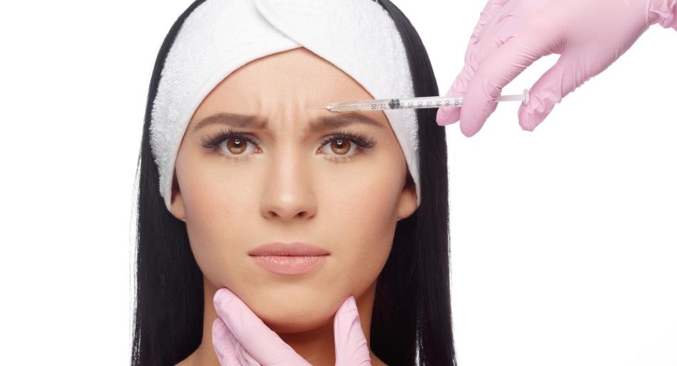 Салонные процедуры от морщин