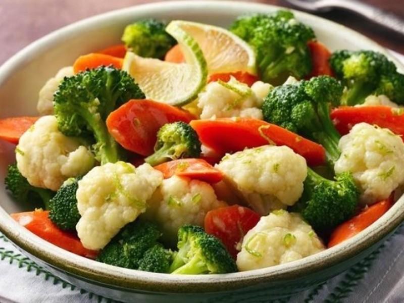 Меню при диете состоит исключительно из полезных для организма продуктов