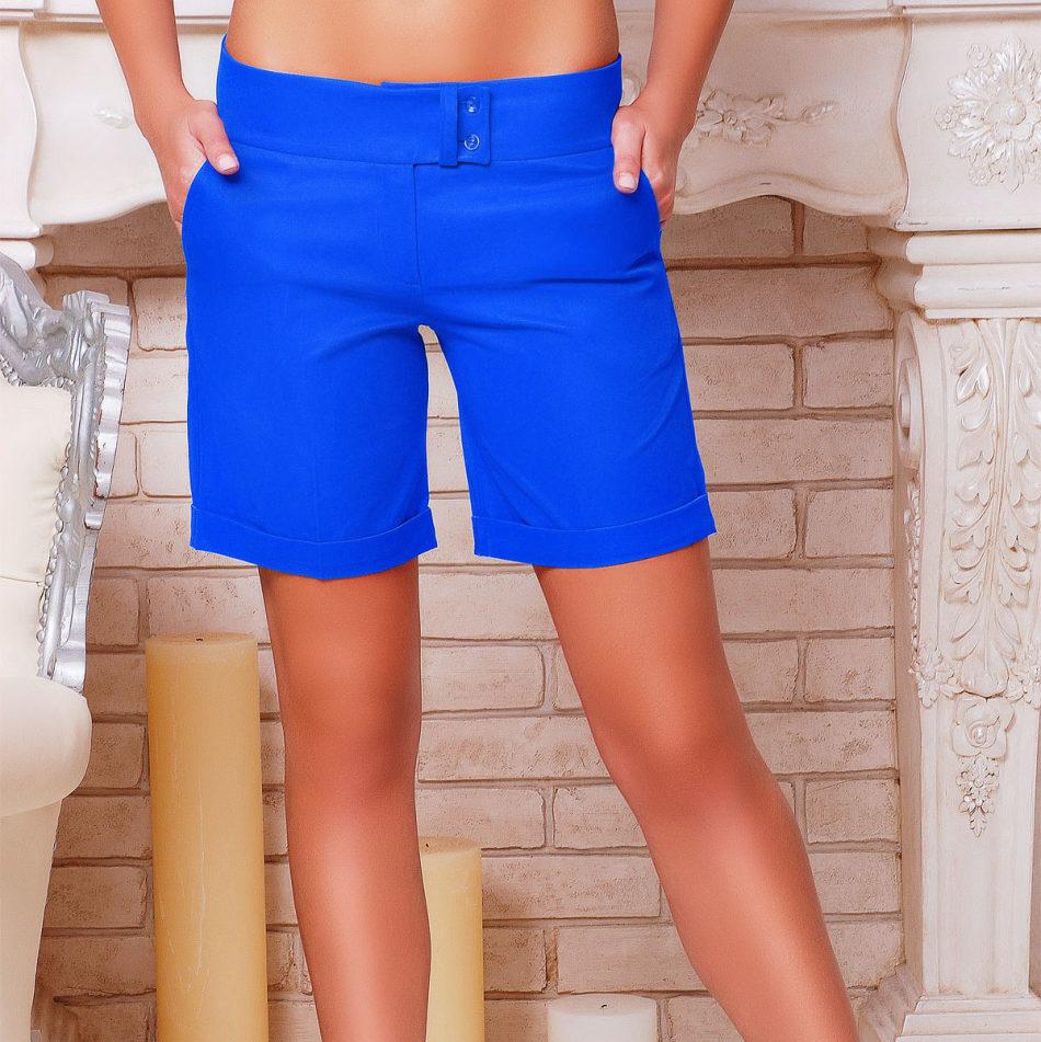 sinie-shorti Юбка шорты выкройка своими руками и как сшить такую модель на разные размеры
