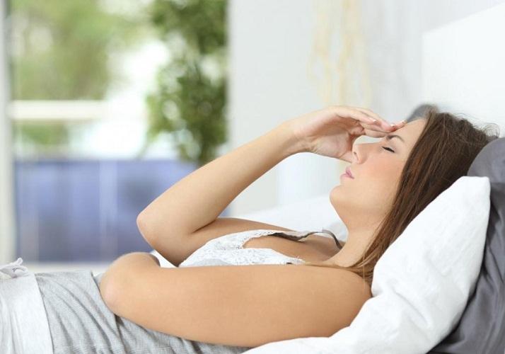 Симптомы хронического отравления проявляются на протяжении длительного времени