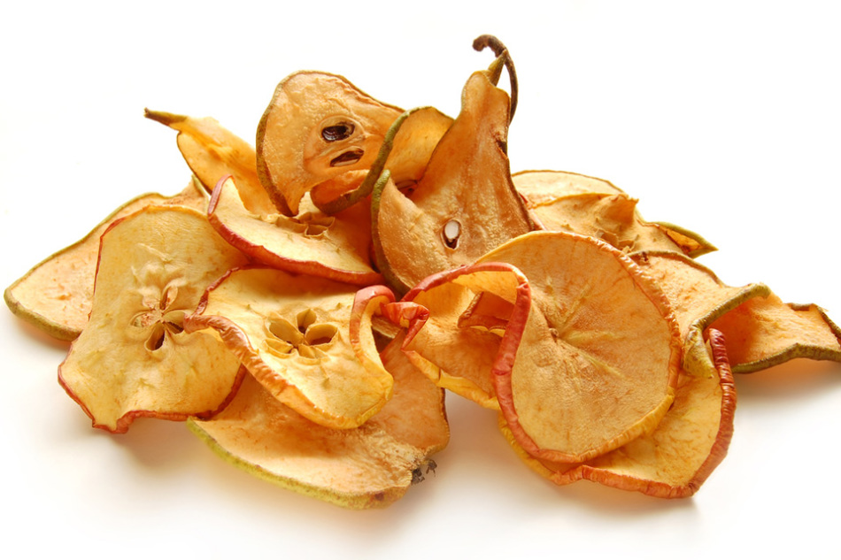 Сушёные-яблоки