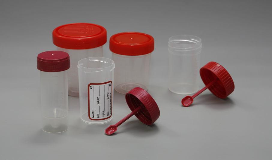 Аптечные контейнеры для тестирования биоматериала