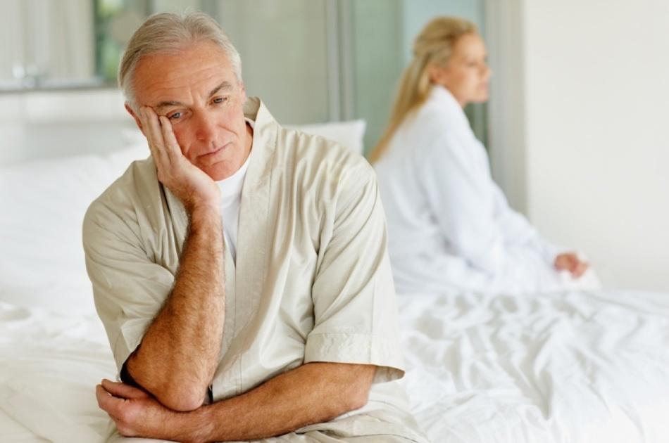 Проблемы в пожилом возрасте