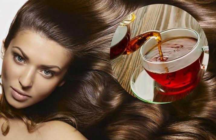 Использование для волос
