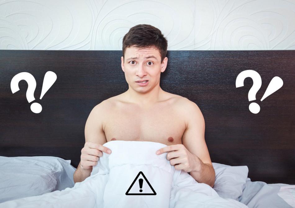 Лечение снижения мужского либидо
