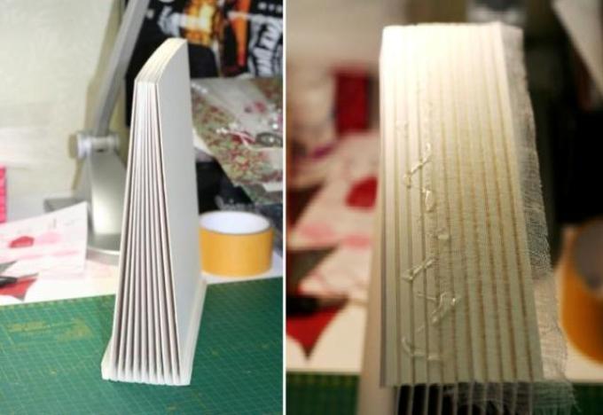 pereplet-v-stile-skrapbukinga-shag-3 Как сделать в технике скрапбукинг кулинарную книгу своими руками