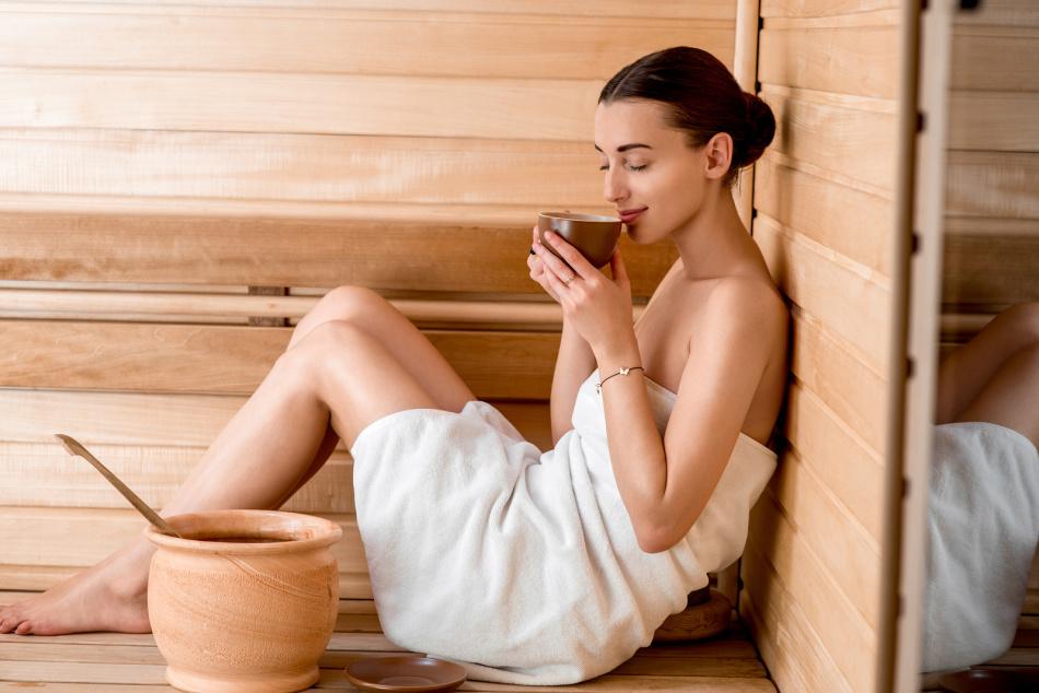 Когда лучше не париться в бане с простудой?