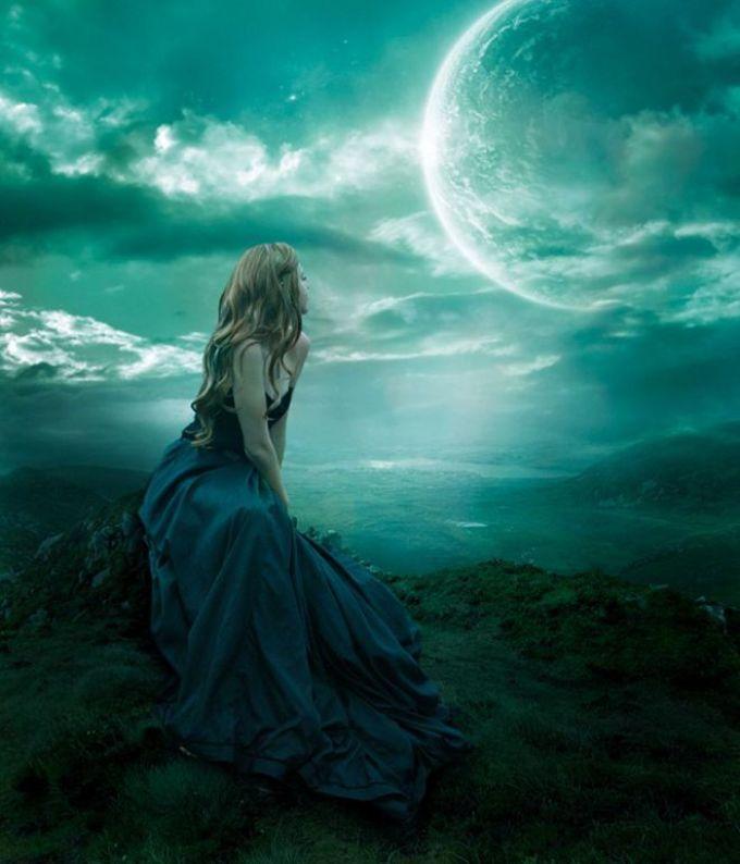 Час, когда луна начинает «умирать» считается самым лучшим для мистического самоуничтожения всяких {amp}quot;ненужностей{amp}quot; в жизни любого из нас