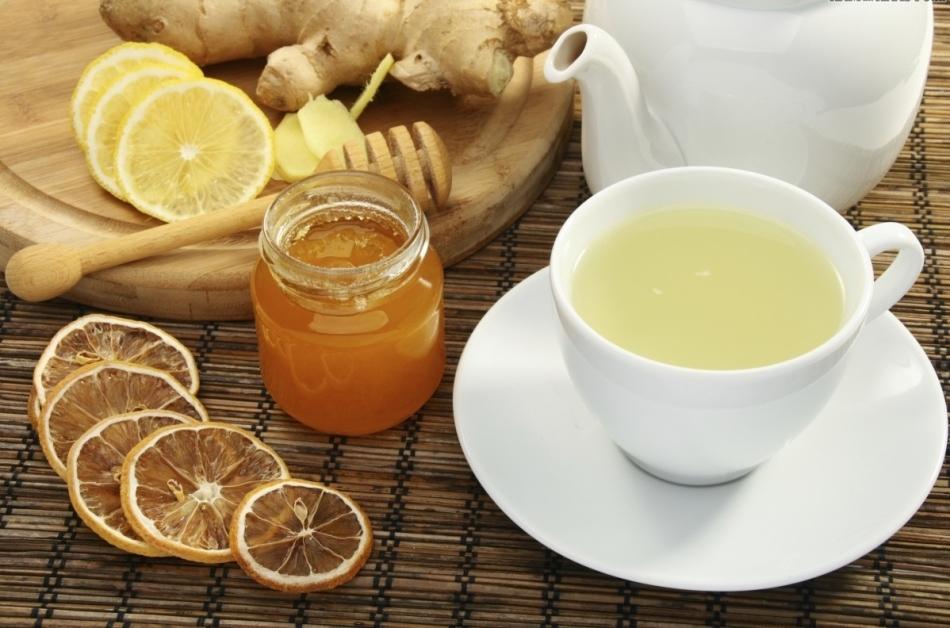 Безалкогольный лечебный глинтвейн с мёдом
