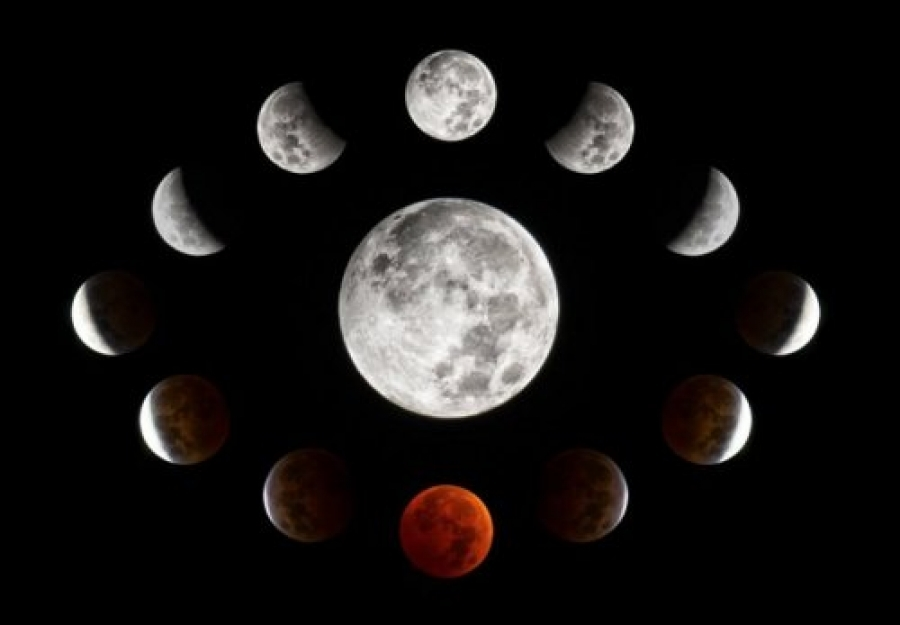 Приметы на растущую луну