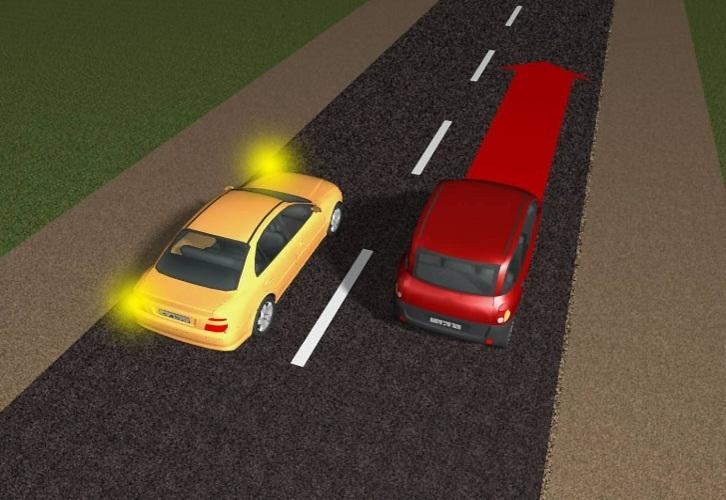 перестроение автомобиля картинки