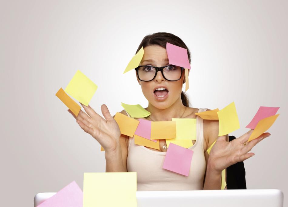 Забывчивость и рассеянность на работе