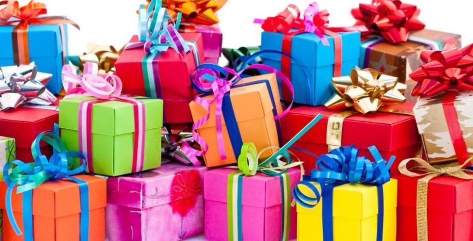 Много идей для подарков