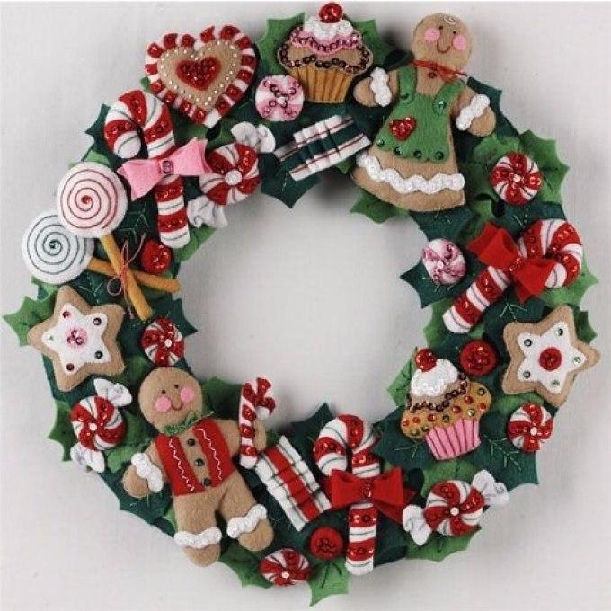 7216e0bbfb29548e37e5509bcf46966e Рождественский венок своими руками