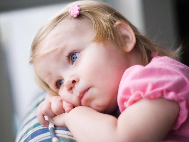 Грибок может появится и у ребенка