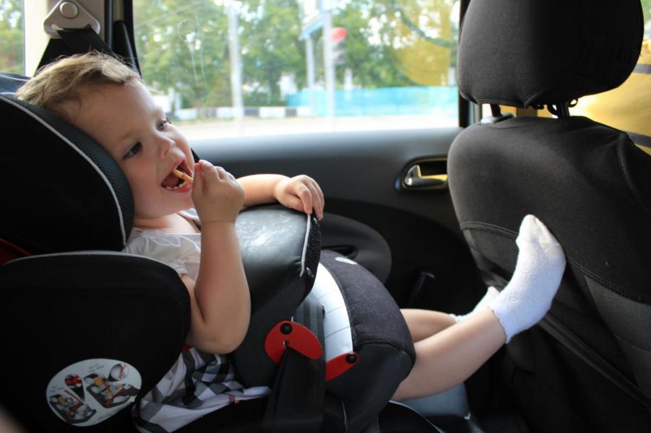Что взять в дорогу для ребенка?