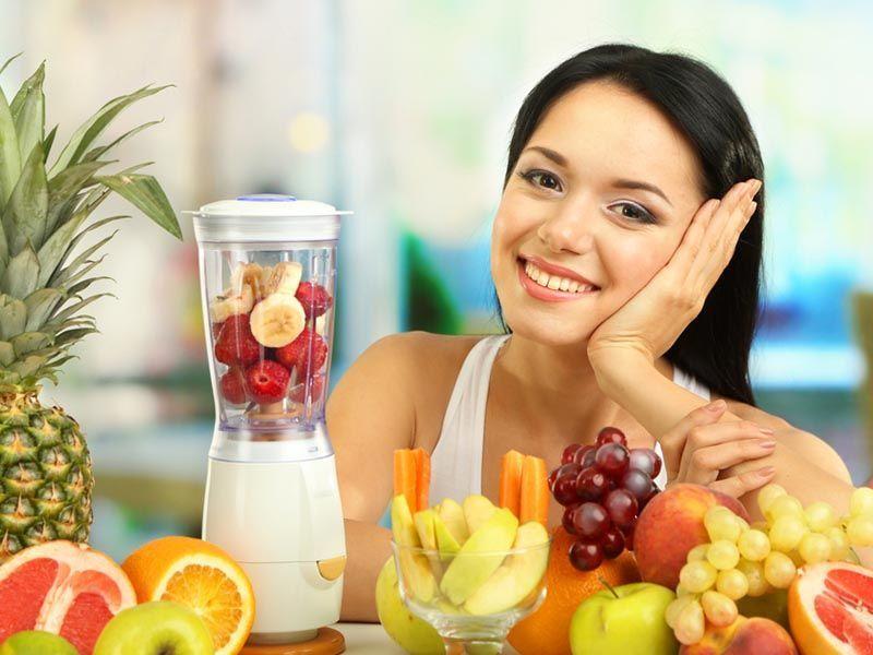 Овощи и фрукты - основа диеты ковалькова