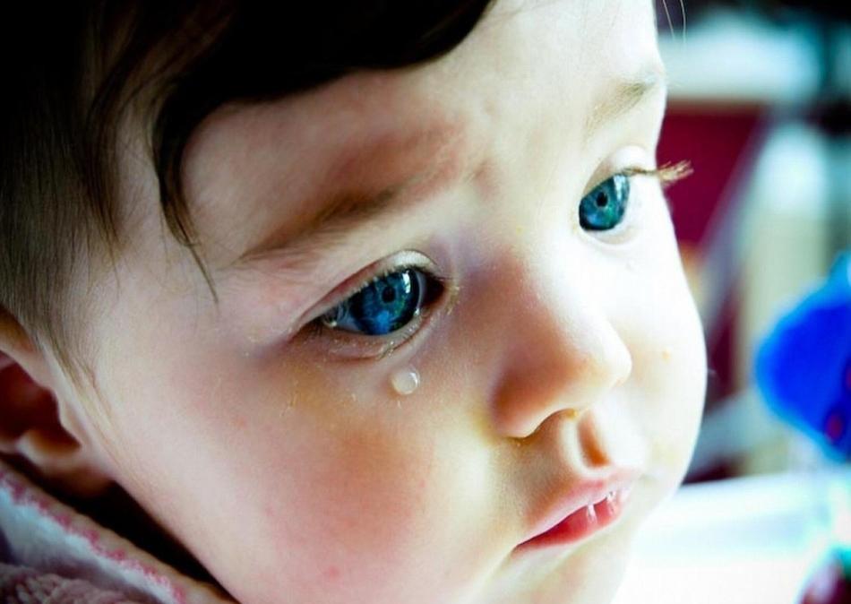 Сразу после сна малыш плачет. каковы причины такого плача?