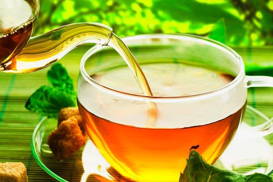 Имбирный чай для профилактики орви и гриппа