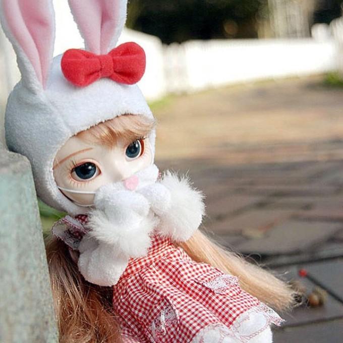 Подаренная во сне кукла - символ ложных иллюзий.