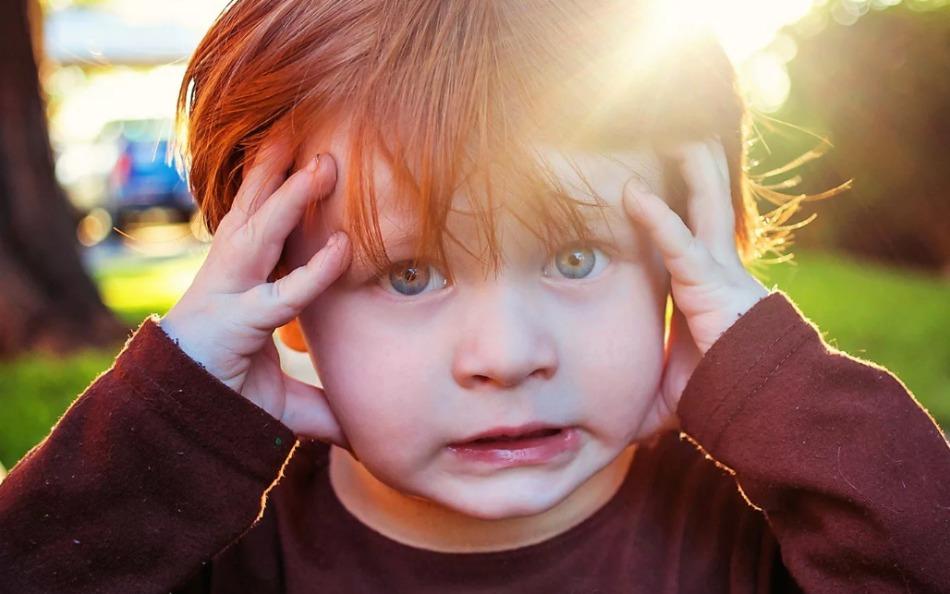 Тревога у ребенка