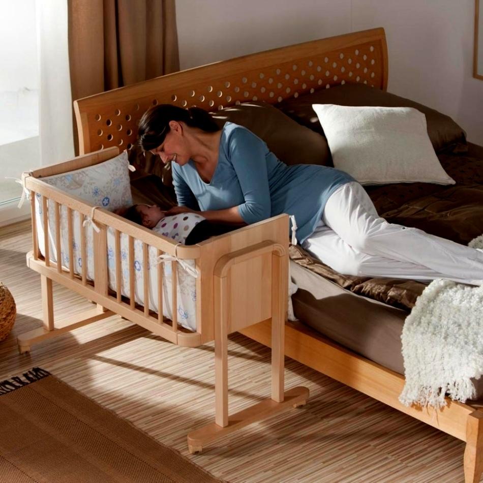 После купания ребенок спит при температуре 22-24 градуса цельсия