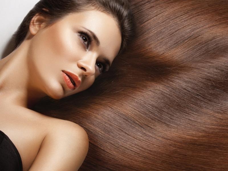 Народные средства для блеска волос
