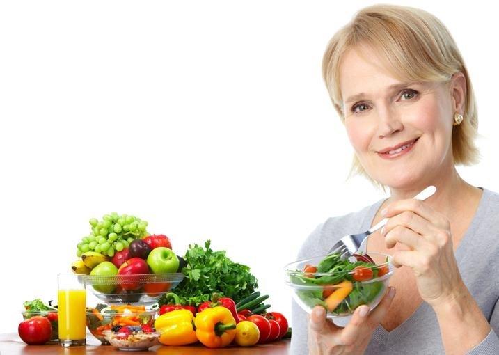 Полезный овощной салат при лямблиях