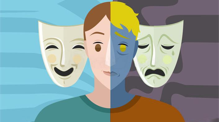 Биполярное расстройство - резкая смена настроения