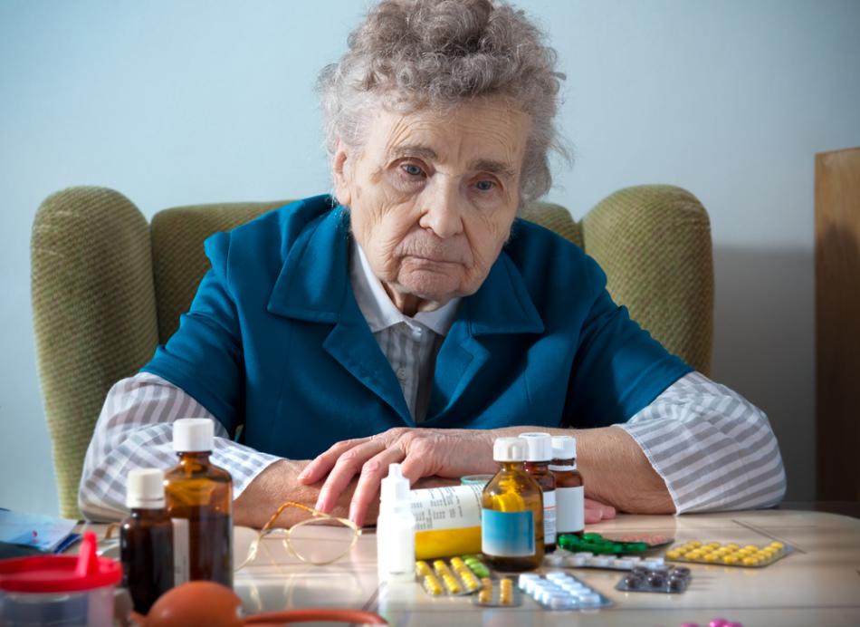 Лекарств против болезни альцгеймера не существует