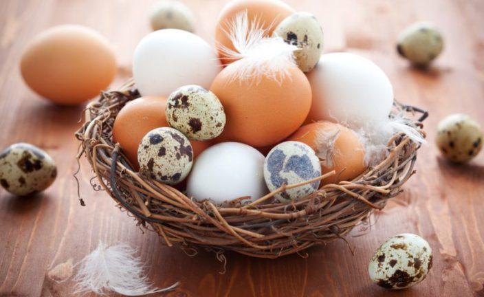 Холестерин в курином и перепелином яйце: есть ли и сколько?