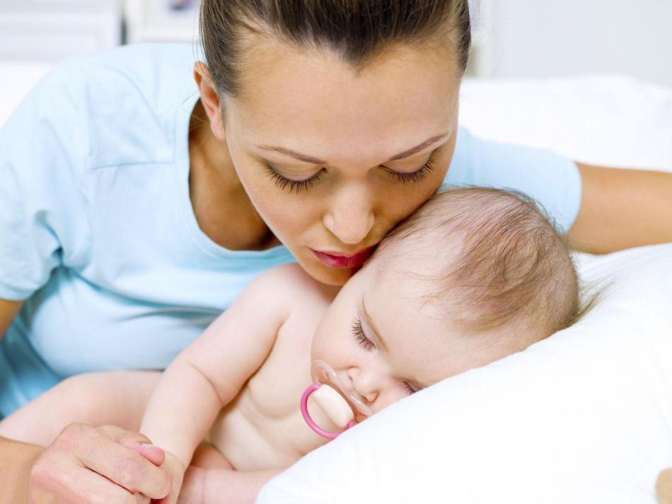 Как избавить ребенка от насморка?