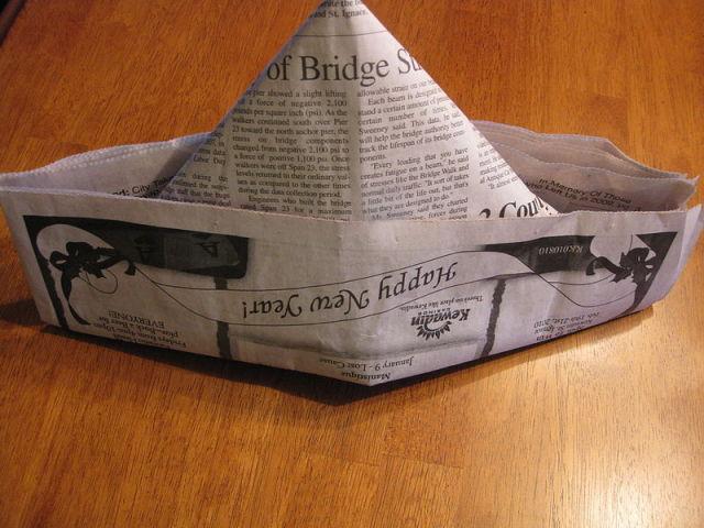 Как сделать газету своими руками фото фото 706