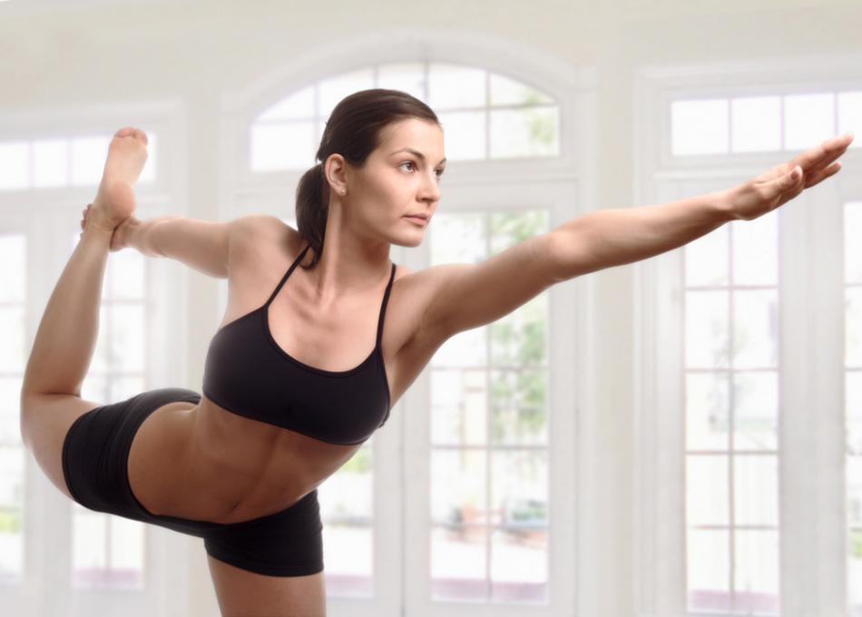 Калланетика поможет избавиться от болей в спине