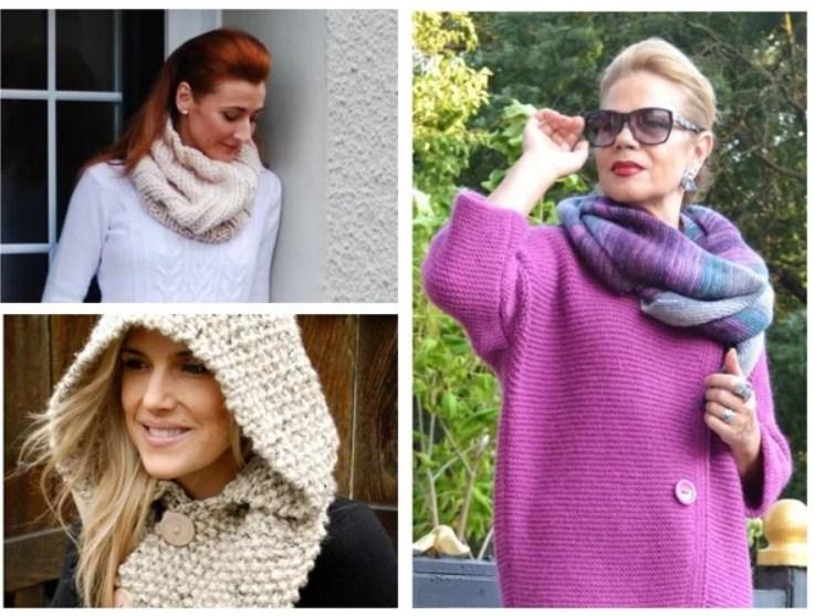 Можно использовать на голову и как шарф