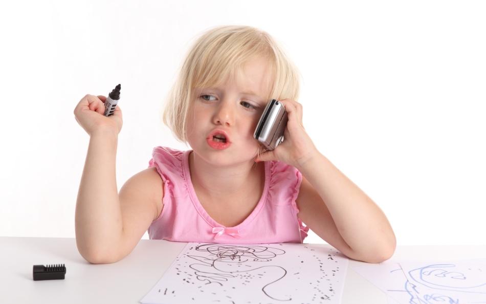 Картинки на мобильник с детьми