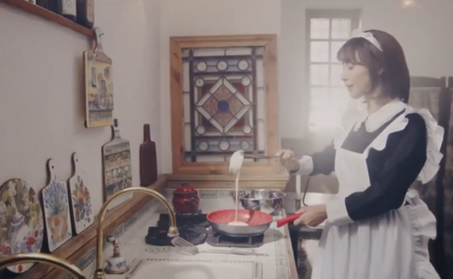 Возможно, ваша жена мечтает о сковороде?