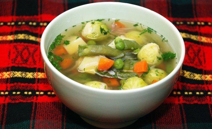 Жиросжигающая суповая диета