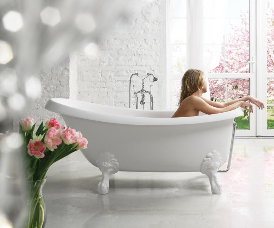Картинка в ванну