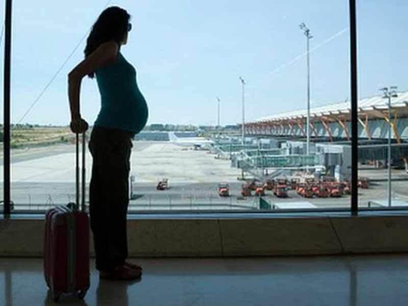 Отзывы о перелетах у беременных разнообразные