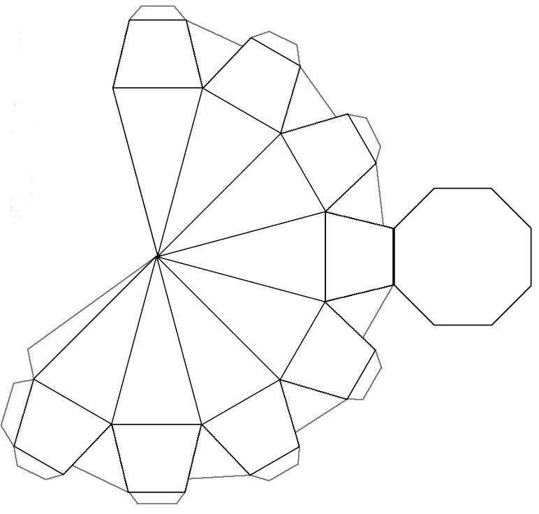 Как сделать геометрическую картинку, картинки