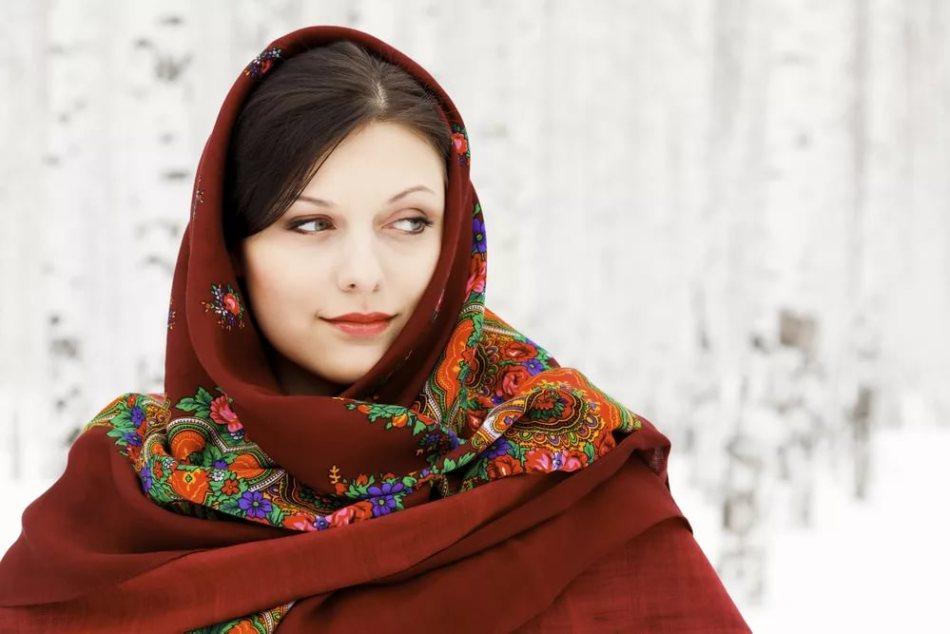 tehnika-2 Как красиво завязать на голову шарф разными способами? Как красиво и стильно завязать шарф на голове летом, с пальто, мусульманке?
