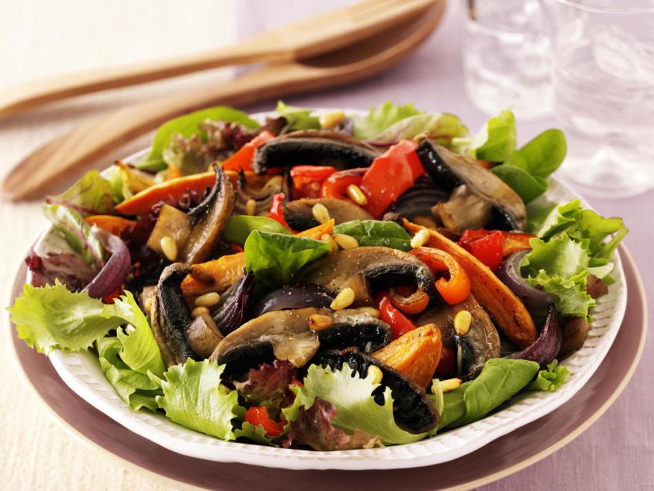 Сочный салатик