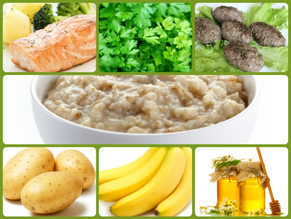 Продукты, понижающие кислотность желудка