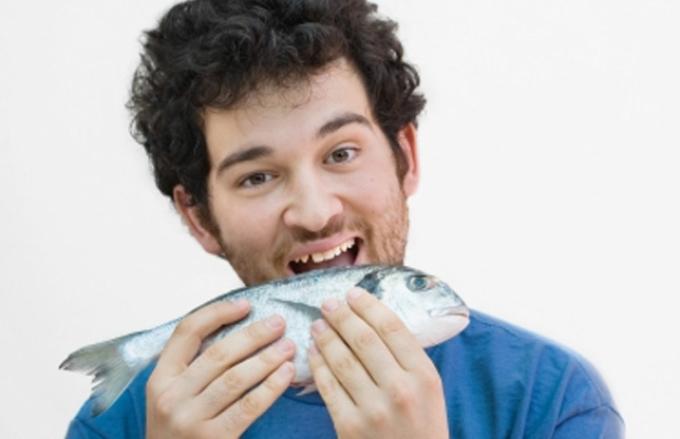 Рыба и рыбные блюда - важная составляющая мужского рациона