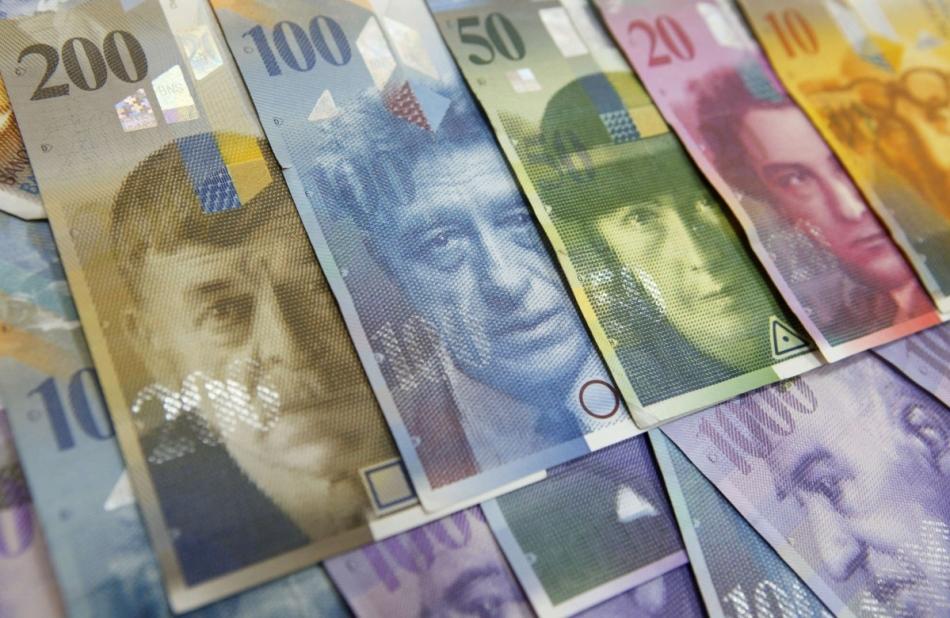 Швейцарский франк - валюта, которая удивляет своим видом